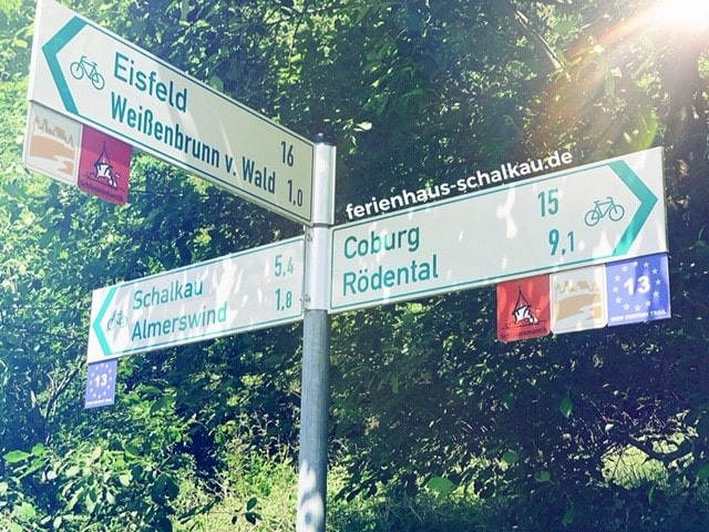 Froschgrundsee Wanderweg Schaumberg