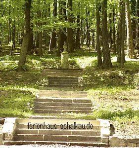 Ida-Platz in Schalkau